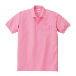 ポロシャツ【T/C ポケット付】